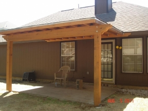 Premier Patio Covers Near Fort Worth TX - McFall Masonry & Construction - DSC03529