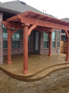 High-Quality Patio Covers In Mc Kinney TX - McFall Masonry & Construction - photo_3_