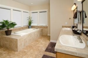 Bathroom Renovation Allen TX - McFall Masonry & Construction - b3
