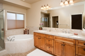 Bathroom Renovation Allen TX - McFall Masonry & Construction - b4