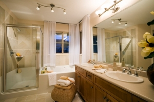 Bathroom Renovation Allen TX - McFall Masonry & Construction - b5