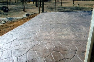 Stone Paving Lewisville TX - McFall Masonry & Construction - decorative-concrete-300x199