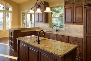 Countertop Installation Keller TX - Home Improvement - McFall Masonry & Construction - k3