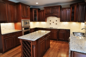 Cabinet Installation Flower Mound TX - Home Improvement - McFall Masonry & Construction - k6