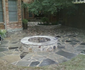 Affordable Outdoor Kitchens In Dallas TX - McFall Masonry & Construction - cropped