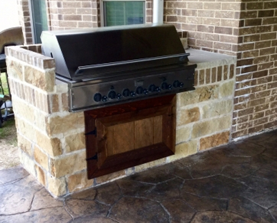 Masonry Contractor Corral City TX