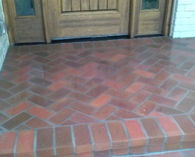 Stamped Concrete Flower Mound TX - McFall Masonry & Construction - 4