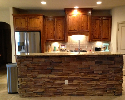 Concrete Countertops Flower Mound