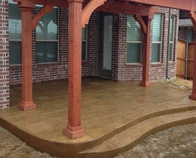 Concrete Patios Arlington