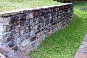 Retaining Walls Garland