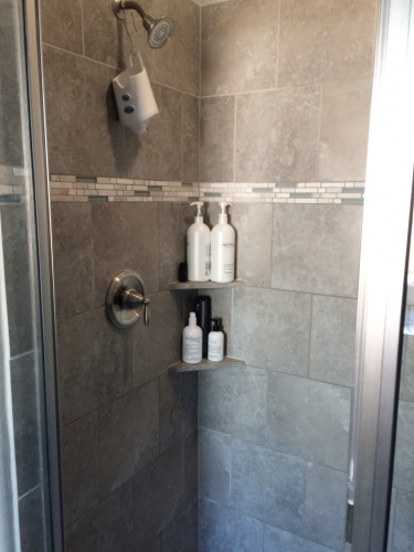 Bathroom Remodeling Portfolio Of Projects Throughout