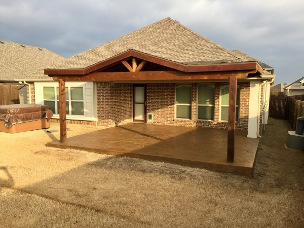 Wood Patio Covers Amp Fencing Argyle Tx Dallas Fort Worth